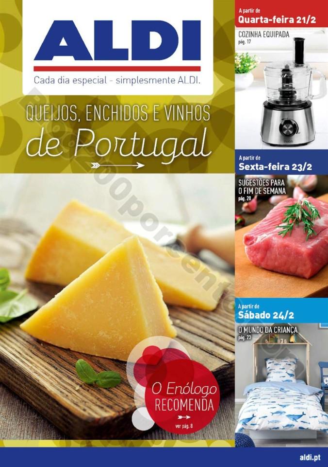 Antevisão Folheto ALDI Promoções a partir de 21