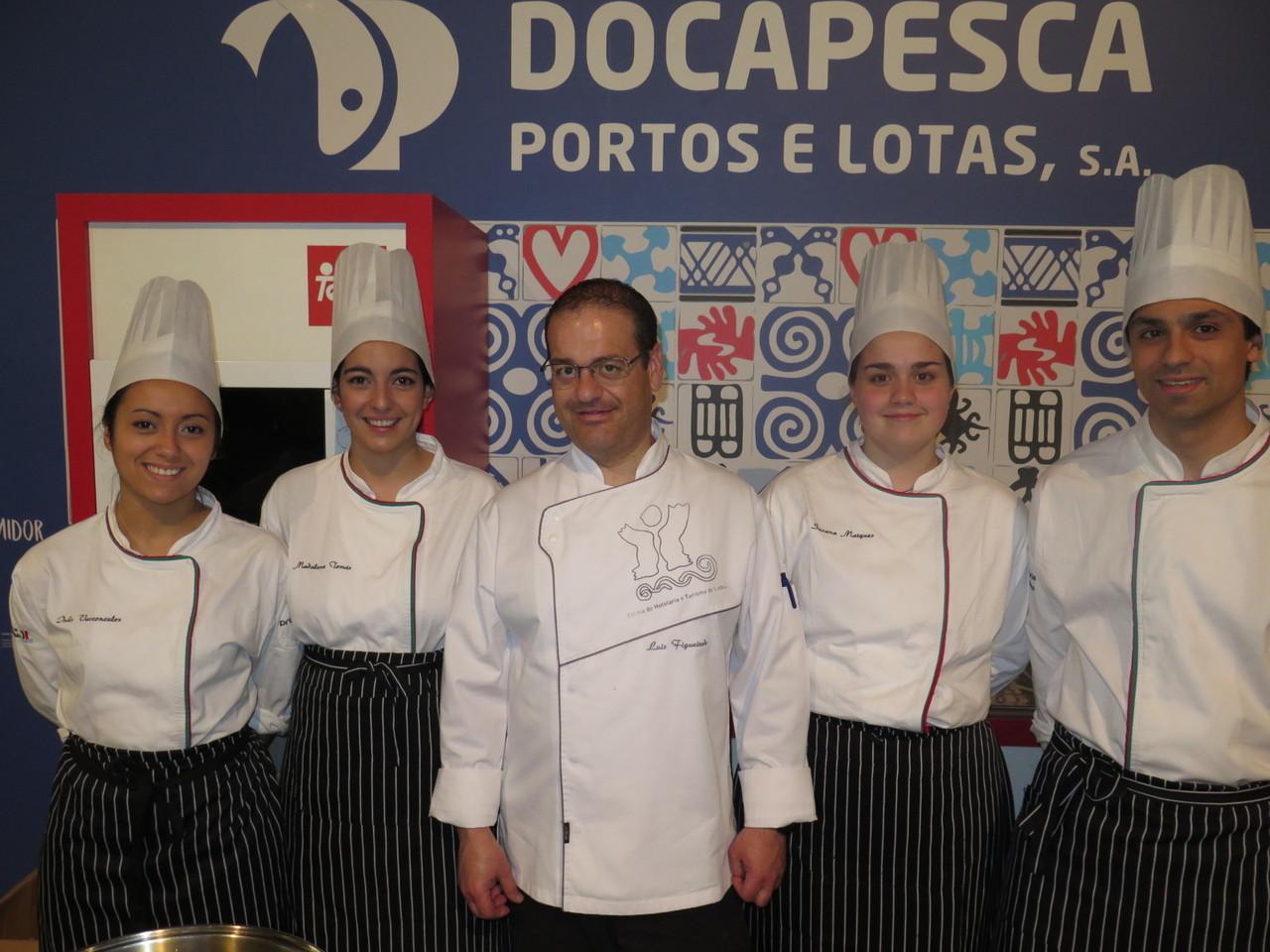 Cozinha DOCAPESCA