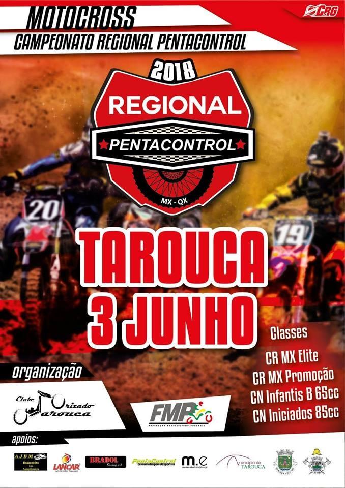 Tarouca: Campeonato Regional PentaControl