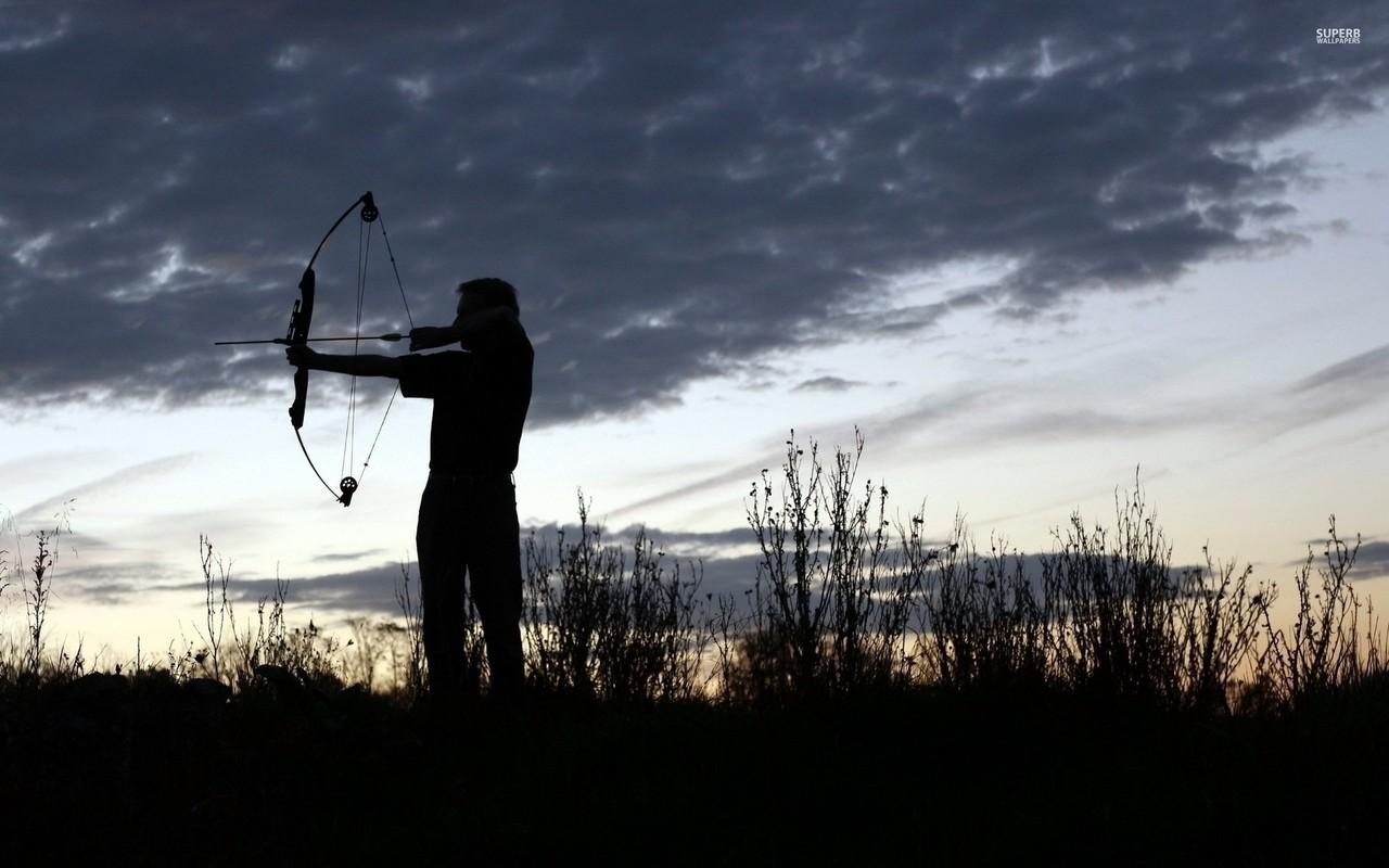 sunset-arrow-bow-man-sky-cloud.jpg