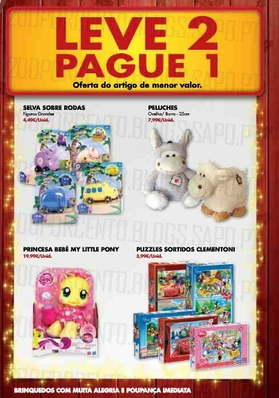 Antevisão novo folheto | PINGO DOCE | Especial Brinquedos, dias 16 e 17 novembro