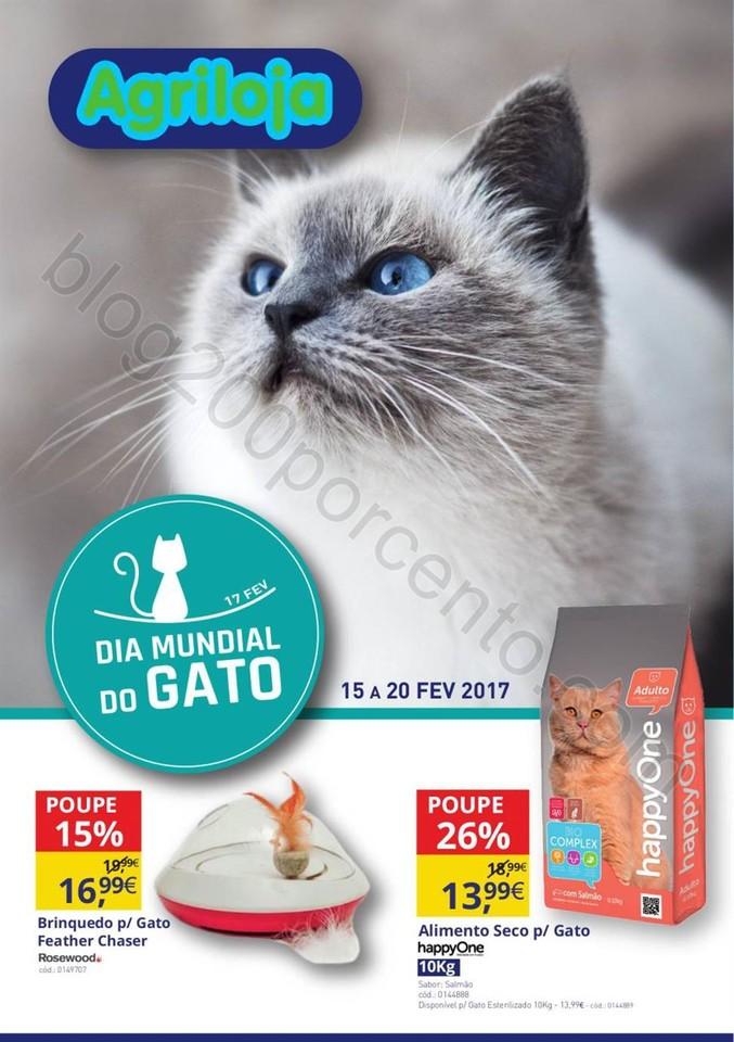 Antevisão Folheto AGRILOJA Promoções de 15 a 20