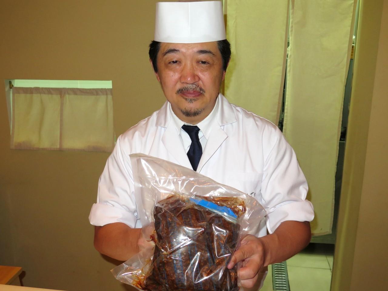 Tomoaki Kanazawa e o arroz fermentado