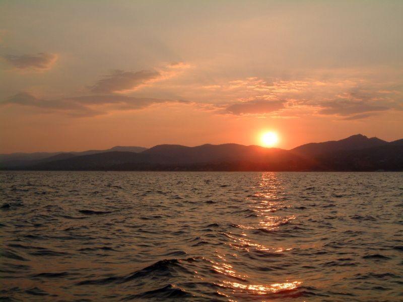 St. Tropez Sunset - Foto pessoal