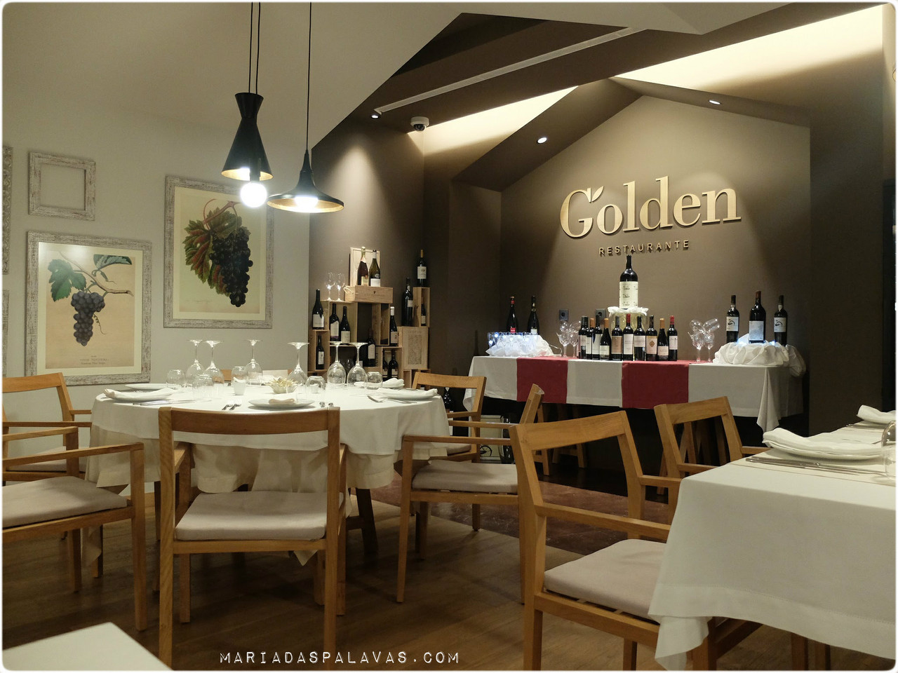 Golden Restaurante - Hotel Vale d'Azenha | Alcobaça com Odisseias