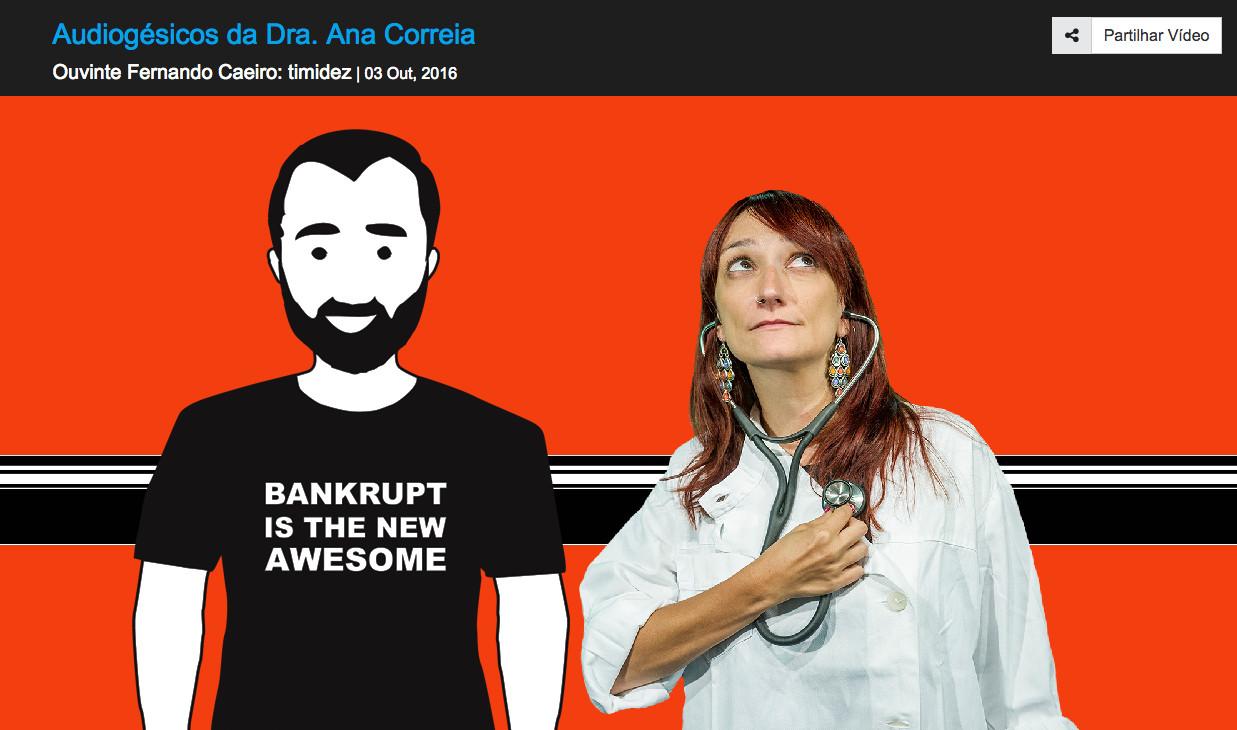 Audiogésicos da Dra. Ana Correia