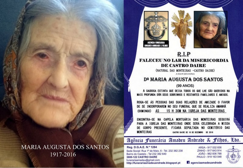 FOTO MARIA AUGUSTA DOS SANTOS-99 ANOS (MONTEIRAS.j