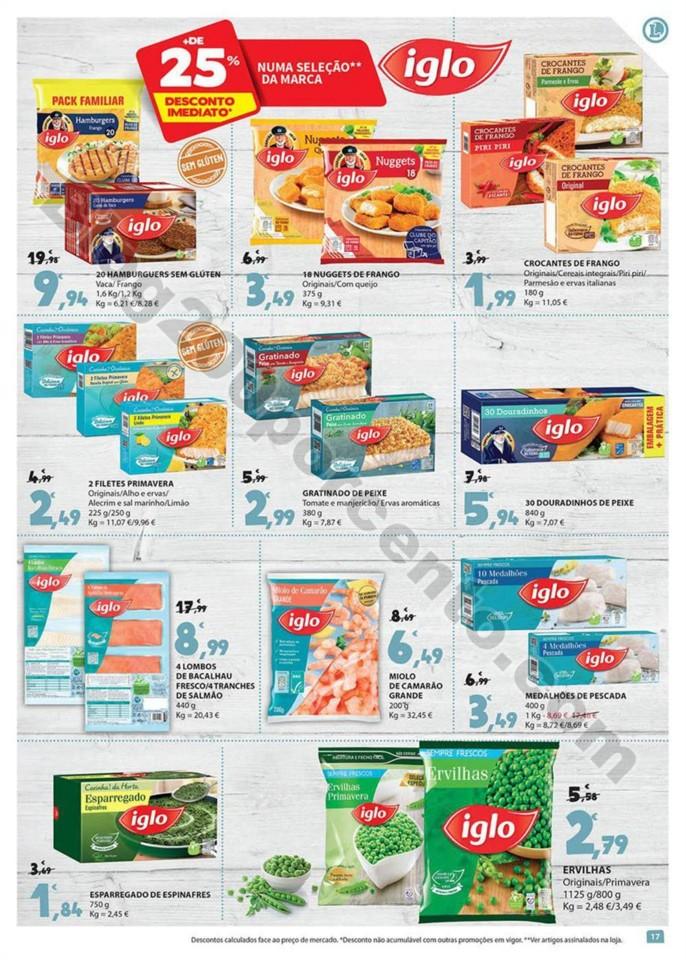 Antevisão Folheto E-LECLERC Promoções de 9 a 15