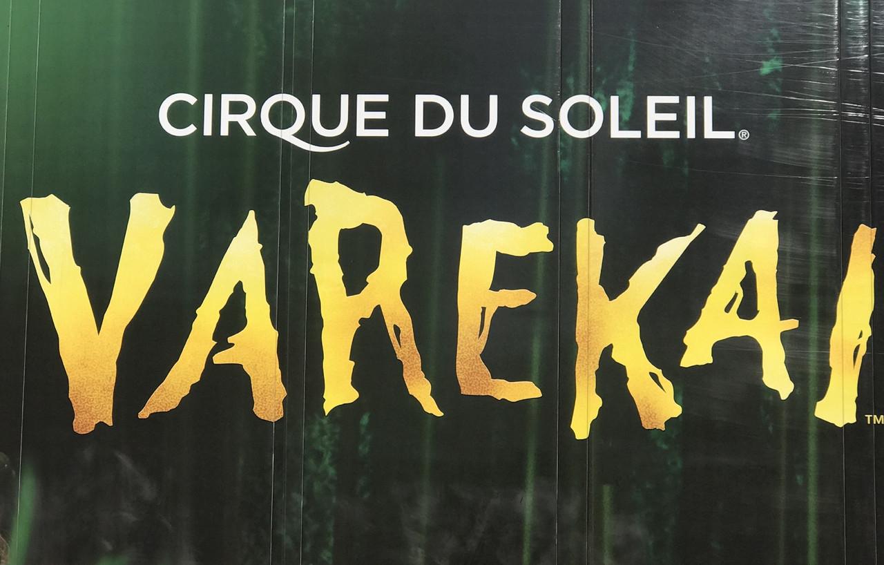 Cirque du Soleil | Varekai 2017