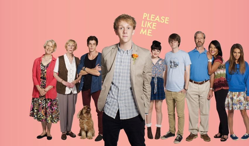 Please Like Me série