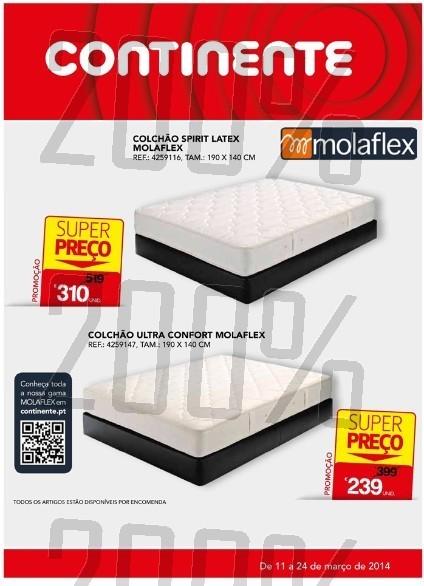 Folheto | CONTINENTE | Molaflex até 24 março