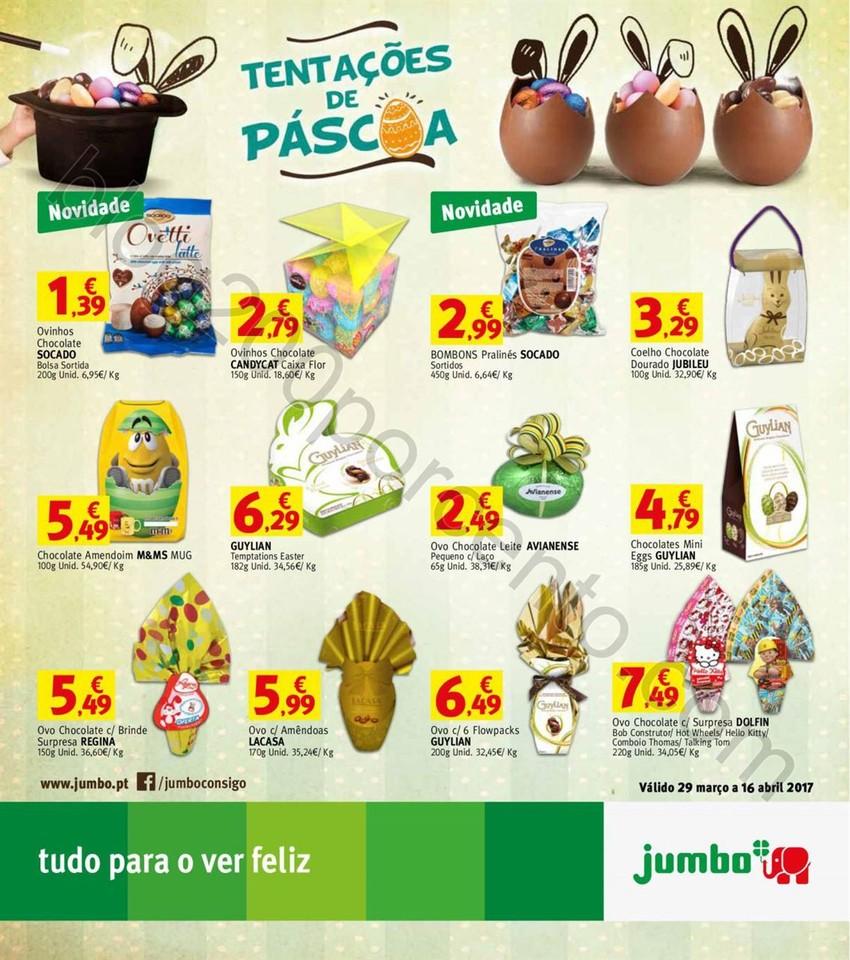 Antevisão Folhetos JUMBO Extra Promoções de 29