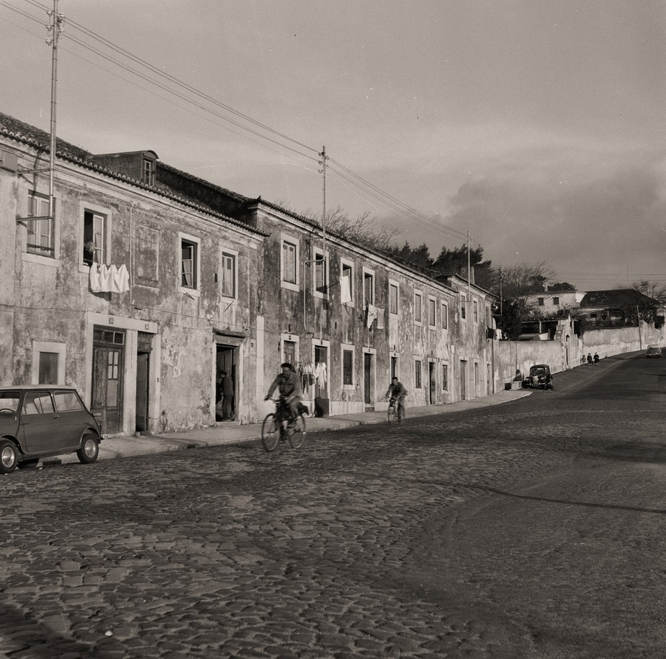 Estr. das Laranjeiras, Sete Rios (A. Goulart, 1963)