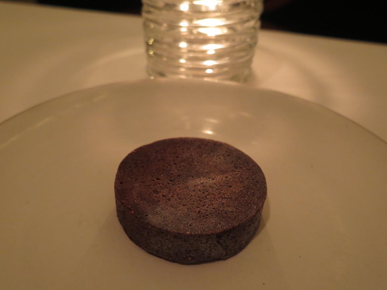 Telha de chocolate