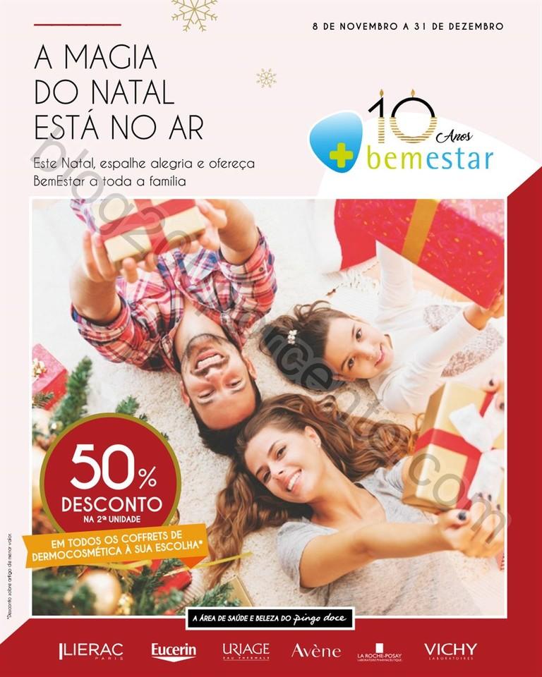 Antevisão Folheto PINGO DOCE - BEM ESTAR promoç