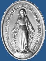 Medalha da Nossa Sra. Das Graças 1