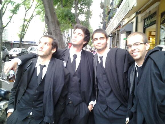 Estudantes de Engenharia Civil - IST Lisboal-2012.