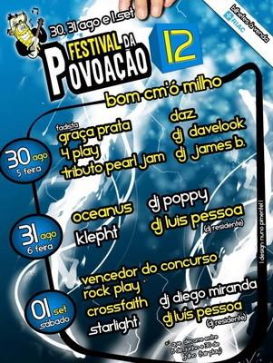 Festival Povovoação 2012