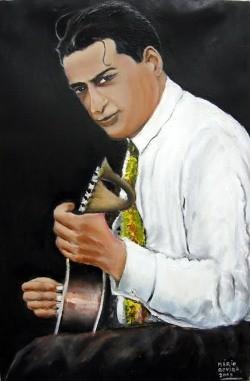 Flávio Rodrigues, por Mário Rovira