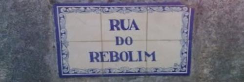 Rua do Rebolim