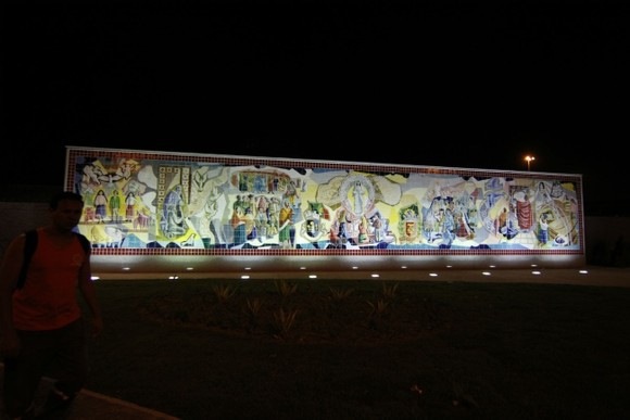 Mural NSF - foto de Bruno Miani