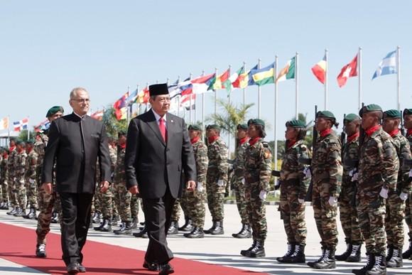 10 Anos Independência - Timor-Leste