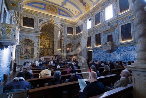 Igreja S. Sebastião da Pedreira - Lisboa