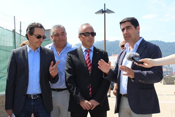 Visita Secretário de  Estado do Ambiente (2)