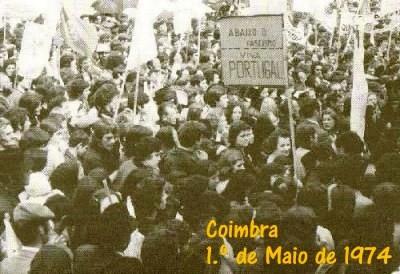 1maio74 Coimbra