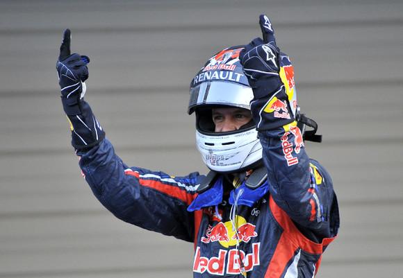Sebastian Vettel bicampeão do Mundo