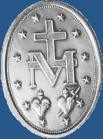 Medalha da Nossa Sra. Das Graças 2