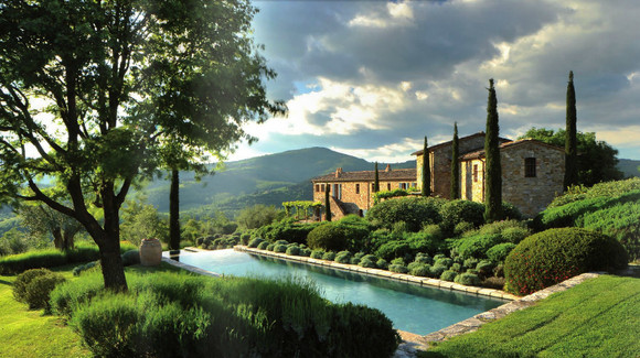 Castello Di Reschio, Umbria, Italy11