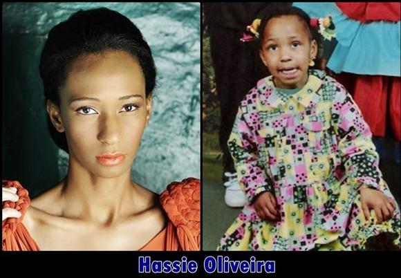 Hassie Oliveira já era de modas