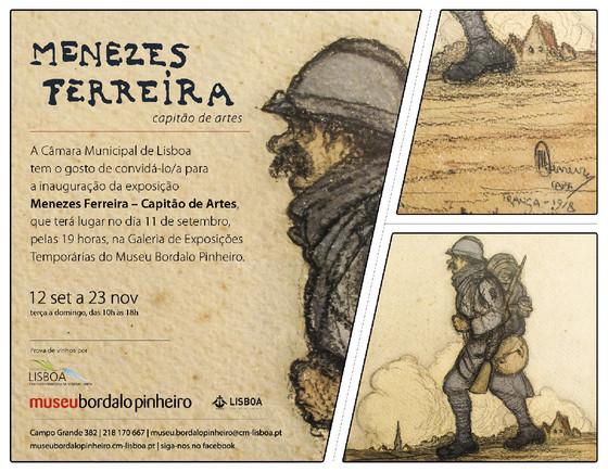 convite Menzes Ferreira