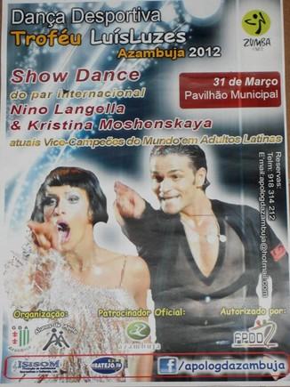 Danças desportivas
