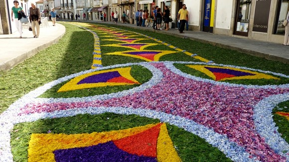 Tapetes Floridos - Caminha (3)