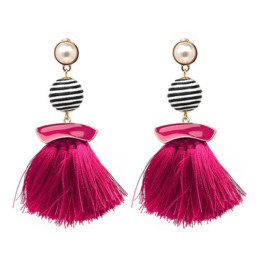 My-Shining-Armour-Julie-Pom-Pom-And-Tassel-Earring
