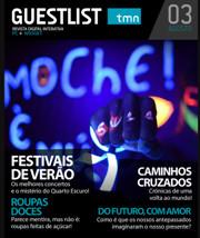 GuestList tmn - Agosto 2011