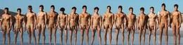 Gays a caminho da praia