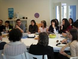 Reunião do Grupo Comunitário do Bairro do Armador na Casa das Cores