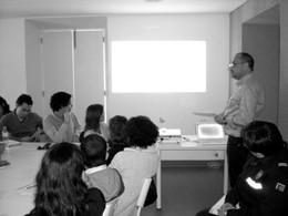 Apresentação do Projeto da Praça do Armador na Reunião do Grupo Comunitário