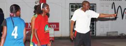 selecção  moçambicanas de basquetebol sénior feminino