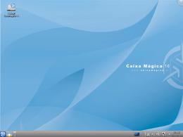 Caixa Mágica KDE