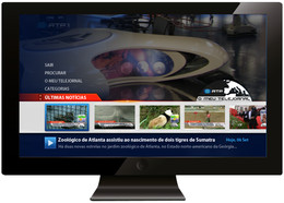 """O Meo acaba de lançar o novo widget """"O meu telejornal"""", com toda a atualidade informativa da RTP"""