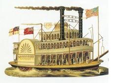 barco a vapor