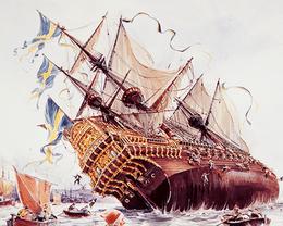 navio xvii