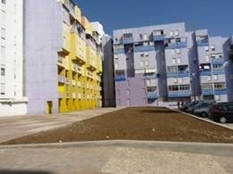 Espaço Público após a demolição dos lotes no Condado