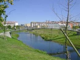 Viseu, parque Pavia