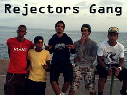 rejectors gang+jerk of cape verde