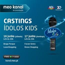 Ídolos Kids – João Pedro Marcelino junta-se aos finalistas
